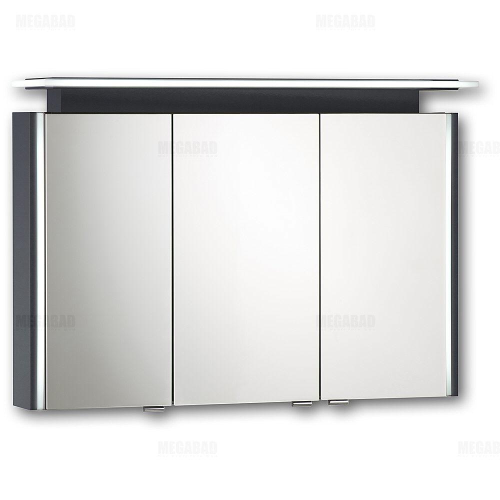 architekt 100 led a spiegelschrank 100 cm megabad. Black Bedroom Furniture Sets. Home Design Ideas