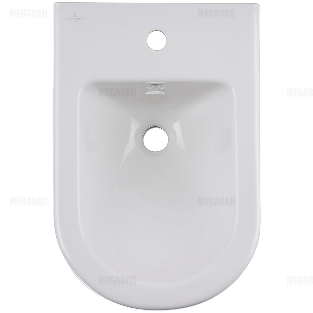 villeroy boch subway wand bidet 74000001 megabad. Black Bedroom Furniture Sets. Home Design Ideas
