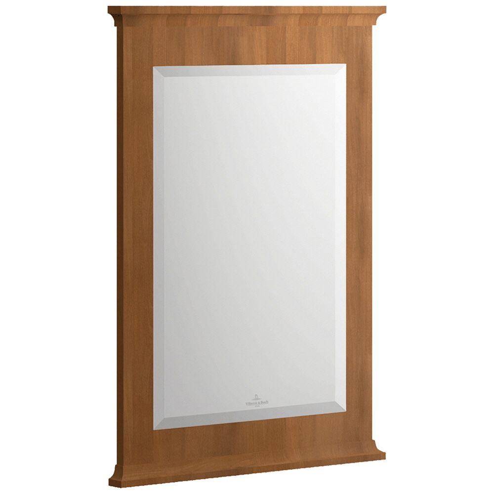 villeroy boch hommage spiegel 56 x 74 cm 85650000 megabad. Black Bedroom Furniture Sets. Home Design Ideas