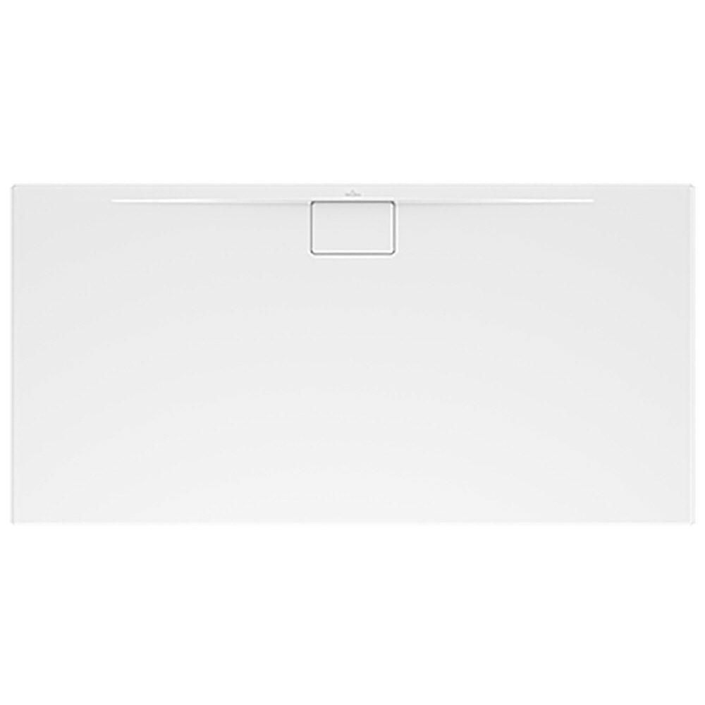 villeroy boch architectura metalrim duschwanne 160 x 90 x 4 8 cm uda1690ara248v 01 megabad. Black Bedroom Furniture Sets. Home Design Ideas