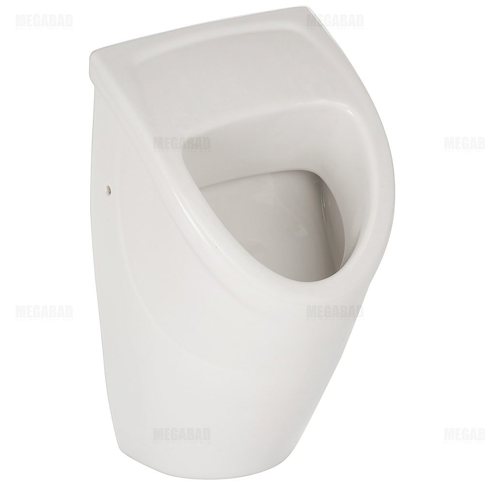 villeroy boch compact absauge urinal mit zielobjekt megabad. Black Bedroom Furniture Sets. Home Design Ideas