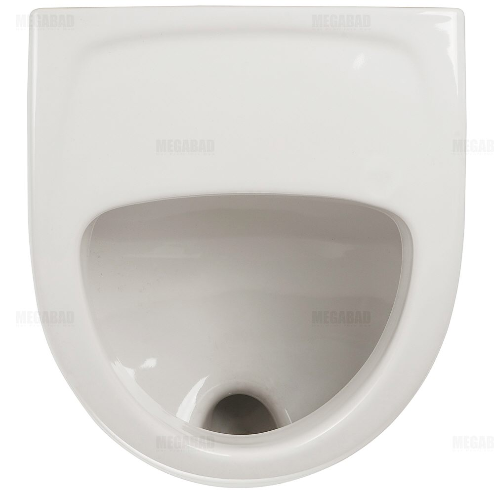 villeroy boch compact absauge urinal 75570001 megabad. Black Bedroom Furniture Sets. Home Design Ideas